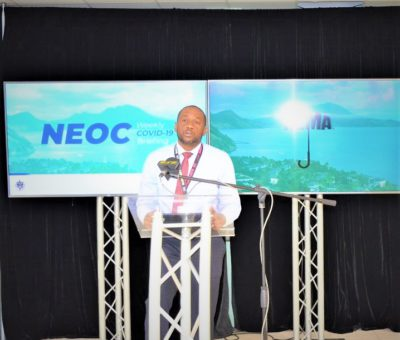 ARRIVING PASSENGERS INTO ST. KITTS AND NEVIS ENCOURAGED TO UPLOAD CERTIFIED AND ACCURATE INFORMATION
