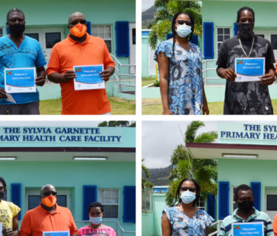 Nation's health represents wealth of the Nation; PM Harris urges citizens and residents to get vaccinated