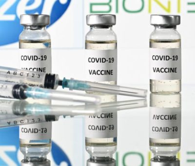 ALL SET FOR THE ROLL OUT OF THE PFIZER COVID-19 VACCINE ON WEDNESDAY 1st SEPTEMBER 2021