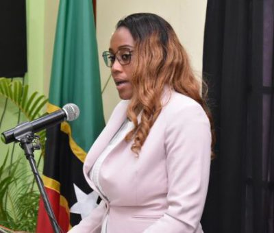 TWO FIELD HOSPITALS TIMELY AND IMPORTANT TO MAINTAINING QUALITY HEALTHCARE, SAYS MINISTER AKILAH BYRON-NISBETT